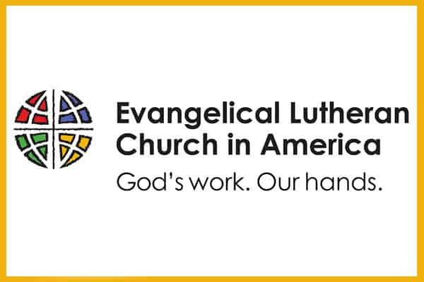 ELCA News Logo Button