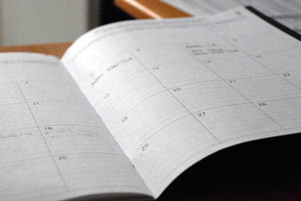 church calendar link