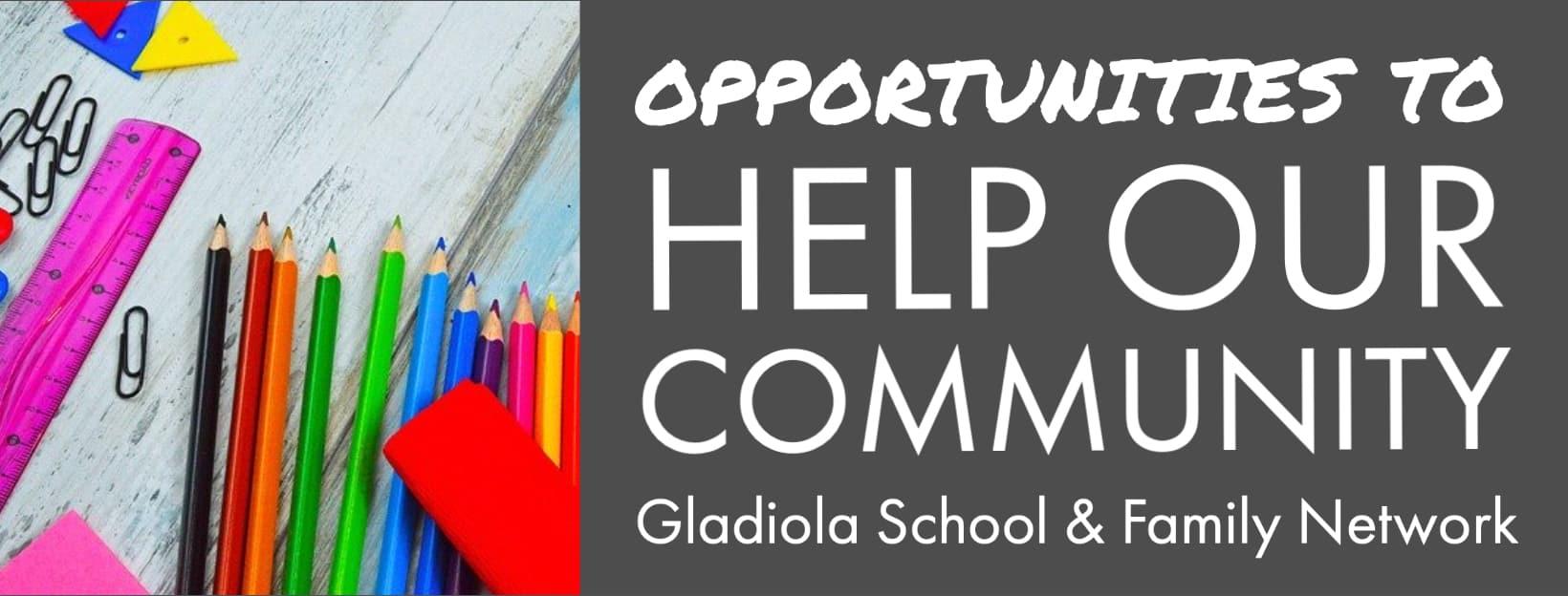 Gladiola School Supplies_Header Image